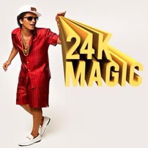 موزیک ویدیو Bruno Mars - 24K Magic