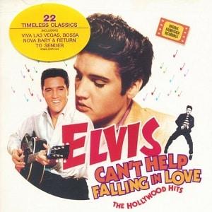 اجرای زنده Elvis Presley Can't Help Falling In Love