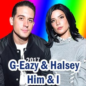 موزیک ویدیو G-Eazy & Halsey - Him & I