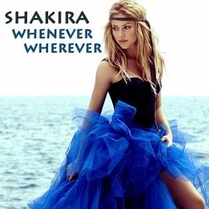موزیک ویدیو Shakira - Suerte Whenever Wherever