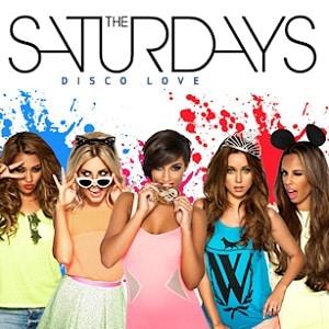 موزیک ویدیو The Saturdays - Disco Love
