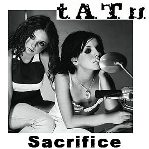 اجرای زنده tATu - Sacrifice با زیرنویس فارسی