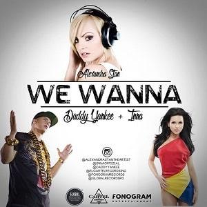 موزیک ویدیو Alexandra Stan & INNA feat. Daddy Yankee - We Wanna