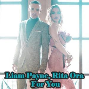 موزیک ویدیو Liam Payne, Rita Ora - For You