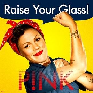 موزیک ویدیو Pink - Raise Your Glass