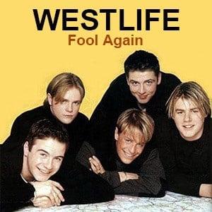 موزیک ویدیو Westlife - fool again