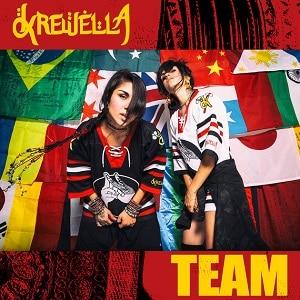 موزیک ویدیو Krewella - team