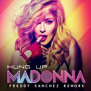 موزیک ویدیو Madonna-Hung-Up
