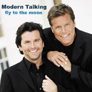موزیک ویدیو Modern Talking - fly to the moon