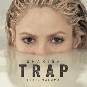 موزیک ویدیو Shakira - Trap ft. Maluma