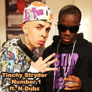 موزیک ویدیو Tinchy Stryder - Number 1 ft. N-Dubz