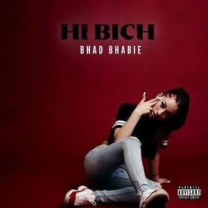 """موزیک ویدیو Danielle Bregoli is BHAD BHABIE """"Hi B-ich Whachu Know"""""""