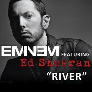 موزیک ویدیو Eminem ft. Ed Sheeran - River