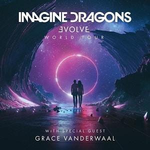 موزیک ویدیو Imagine dragons - next to me