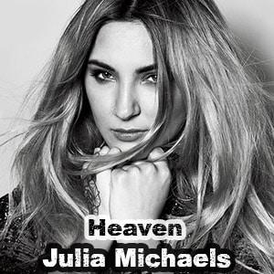 موزیک ویدیو Julia Michaels - Heaven