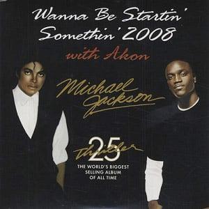 موزیک ویدیو Michael Jackson Feat. Akon - Wanna Be Startin Something