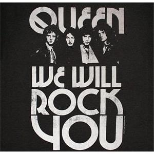 موزیک ویدیو Queen - We Will Rock You