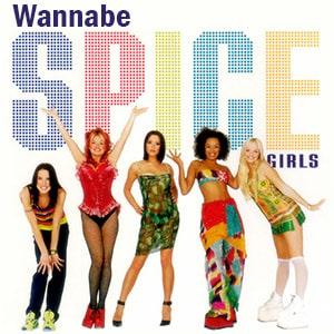 موزیک ویدیو Spice girls - wanna be