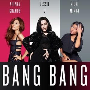 موزیک ویدیو jessie j ariana grande nicki minaj - bang bang