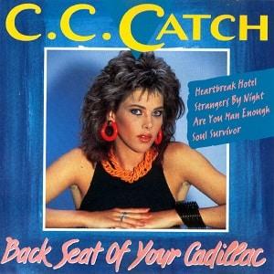 موزیک ویدیو C C Catch Backseat Of Your Cadillac
