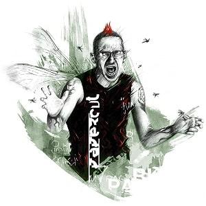 موزیک ویدیو Linkin Park - Papercut