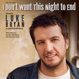 موزیک ویدیو Luke Bryan - I don't want this night