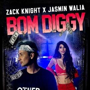 موزیک ویدیو Zack Knight x Jasmin Walia - Bom Diggy