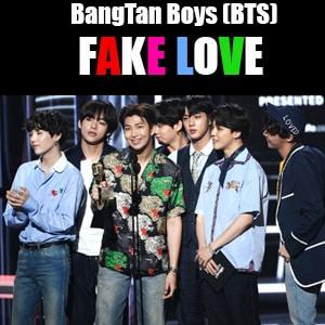 موزیک ویدیو BangTan Boys (BTS) FAKE LOVE