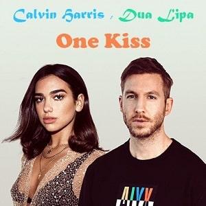 موزیک ویدیو Calvin Harris, Dua Lipa - One Kiss