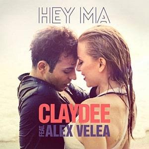 موزیک ویدیو Claydee Ft. Alex Velea - Hey Ma