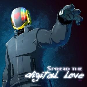 موزیک ویدیو Daft Punk - DIGITAL LOVE
