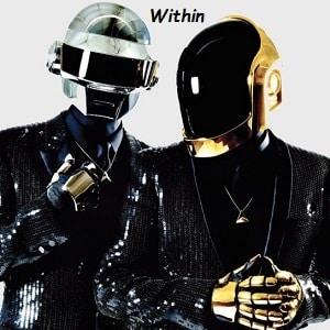 موزیک ویدیو Daft Punk - Within