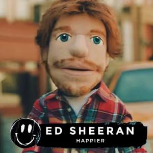 موزیک ویدیو Ed Sheeran - Happier
