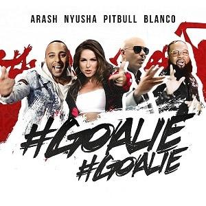 موزیک ویدیو جدید آرش Arash Nyusha Pitbull Blanco - Goalie Goalie برای جام جهانی روسیه 2018