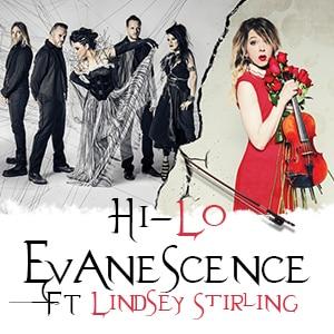 موزیک ویدیو Evanescence Hi-Lo FT Lindsey Stirling با زیرنویس فارسی