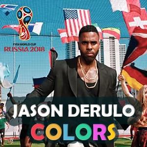 موزیک ویدیو Jason Derulo - Colors