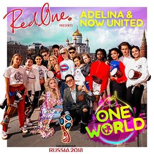 موزیک ویدیو RedOne feat. Adelina & Now United - One World با زیرنویس فارسی