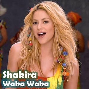 موزیک ویدیو Shakira - Waka Waka با زیرنویس فارسی