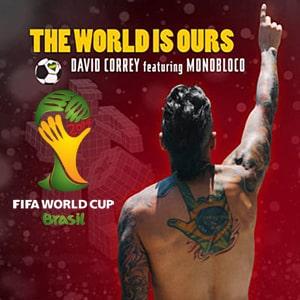 موزیک ویدیو The World Is Ours by David Correy & Ira Losco با زیرنویس فارسی