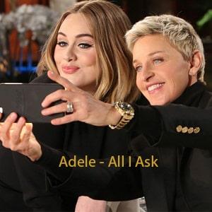 اجرای زنده Adele - All I ask با زیرنویس فارسی