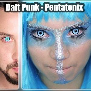 موزیک ویدیو Daft Punk - Pentatonix با زیرنویس فارسی