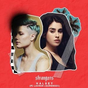 دانلود موزیک ویدیوی Halsey - Strangers ft. Lauren Jauregui با زیر نویس فارسی