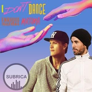 دانلود لیریکک ویدیو Matoma & Enrique Iglesias – I Don't Dance با زیر نویس فارسی