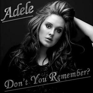 دانلود اجرای زنده Dont-You-Remember-Adele با زیرنویس فارسی