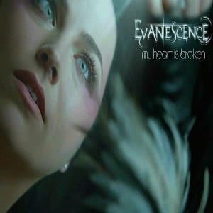 دانلود موزیک ویدیو Evanescence - My Heart Is Broken با زیرنویس فارسی