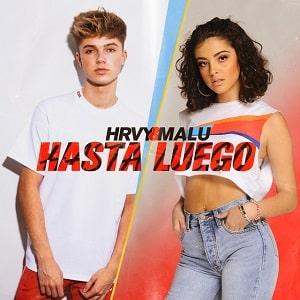 دانلود موزیک ویدیو HRVY-Malu-Trevejo-Hasta-Luego با زیرنویس فارسی