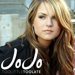 موزیک ویدیو Jojo_too_little_too_latecaver