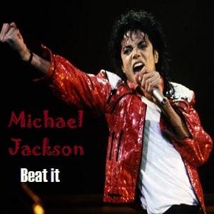 دانلود موزیک ویدیو Michael-Jackson-Beat-It زیر نویس فارسی