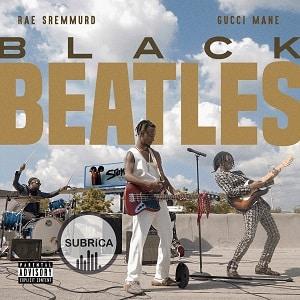 موزیک ویدیو Rae Sremmurd - Black Beatles ft. Gucci Mane با زیرنویس فارسی
