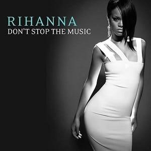 موزیک ویدیو Rihanna Don't Stop The Music با زیرنویس فارسی